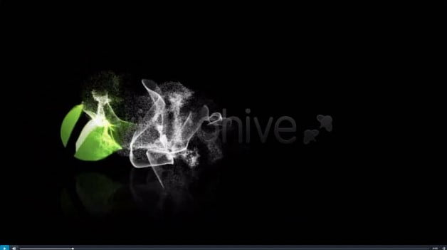 Particle-Reveal-1 - 51+ Marvelous After Effects Logo Animation Templates [year]