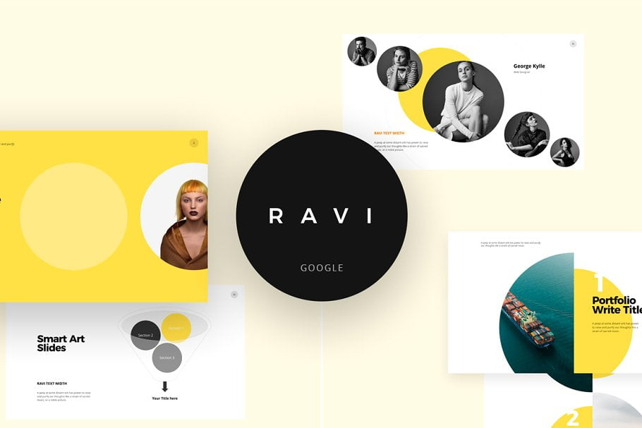 RAVI - 41+ Best Selling PowerPoint Templates Presentations Your Business [year]