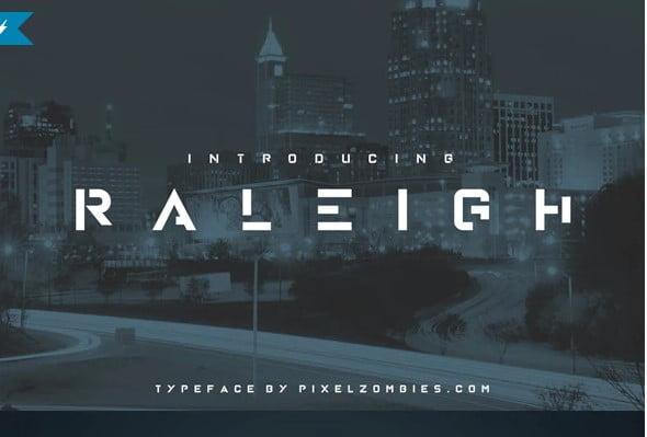 Raleigh-Font - 36+ Free Quality Sans-Serif Designer Fonts [year]