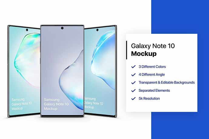 Samsung-Galaxy-Note-10-Mockup-1.0 - 51+ Amazing iOS and Android Phone PSD Mockup Templates [year]