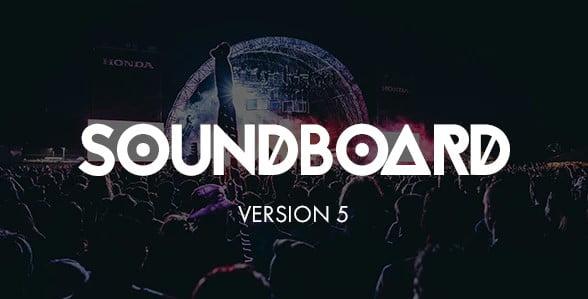 Soundboard - 31+ Best Online Music Selling WordPress Themes [year]