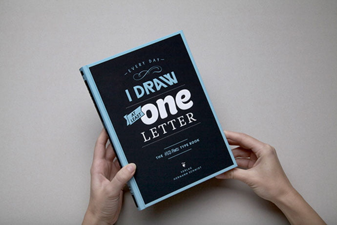 The-HVD-Fonts-Type-Book - 63+ Surprising Typography In Magazine & Book Designs [year]