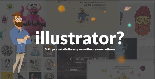 UI-Designer-WordPress-Themes - 31+ Nice Game UI Designer Portfolio WordPress Themes [year]