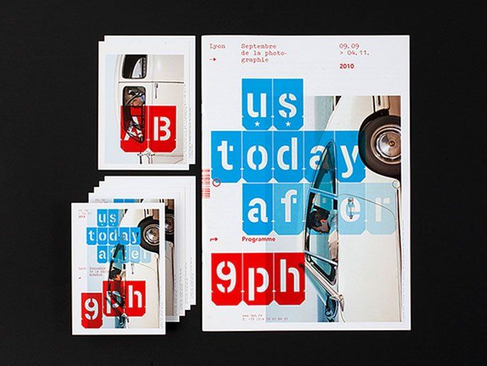 US-Today - 63+ Surprising Typography In Magazine & Book Designs [year]