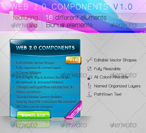 WEB-2.0-UI-COMPONENTS-V1.0 - 61+ Free React UI Component Libraries [year]