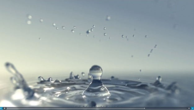 Water-Drop - 51+ Marvelous After Effects Logo Animation Templates [year]