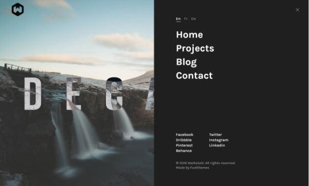 Werkstatt-1 - 31+ Top WordPress Themes For Landscape Photography Portfolio [year]