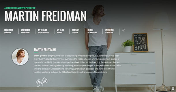 WordPress-Themes-For-vCard