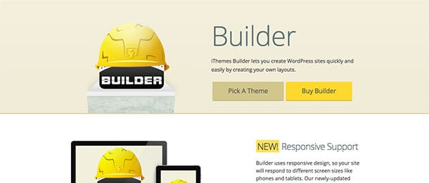 iThemes-Builder - 31+ Top WordPress Themes For Drag and Drop [year]