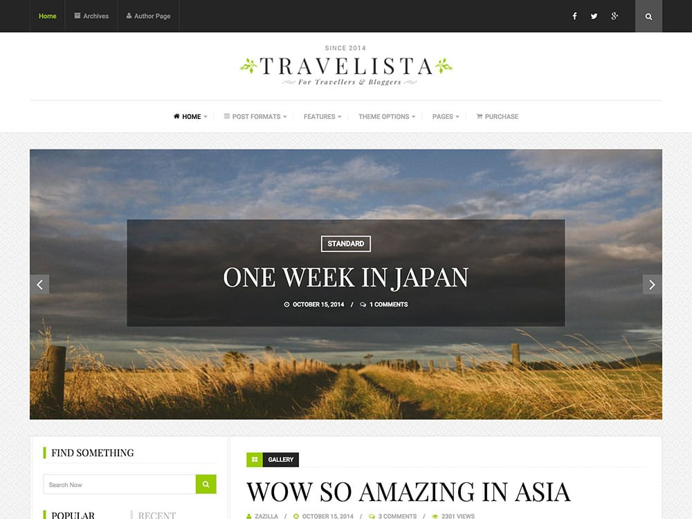11-1 - 36+ Amazing Travel, Agencies, Hotels WordPress Themes [year]