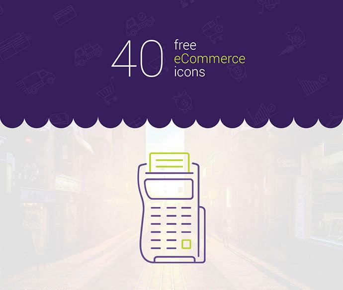40-FREE-eCommerce-icons