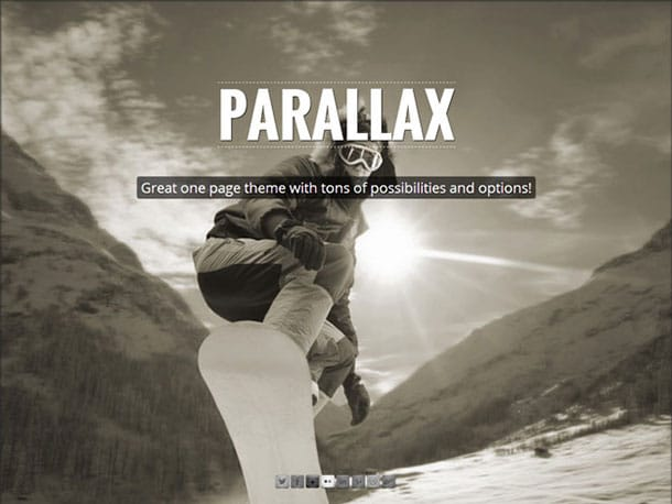 907 - 41+ Amazing WordPress Parallax Themes For You [year]