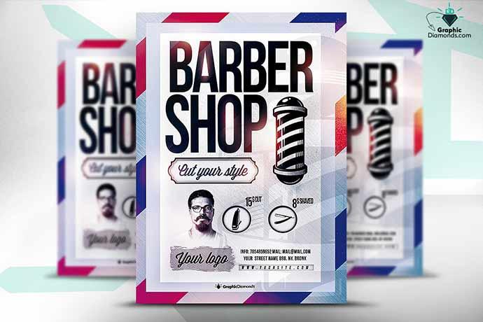 Barber-Shop-PSD-Flyer