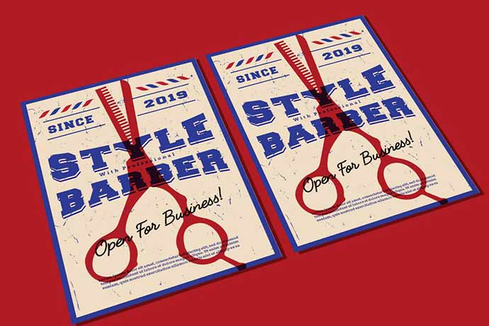 Barber-Style-Flyer