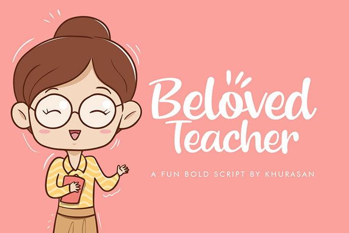 Beloved-Teacher