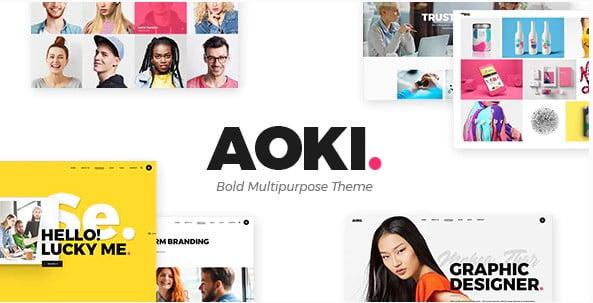 Big-Fonts-Bright-Colors - 31+ Amazing Big Fonts Responsive WordPress Themes [year]