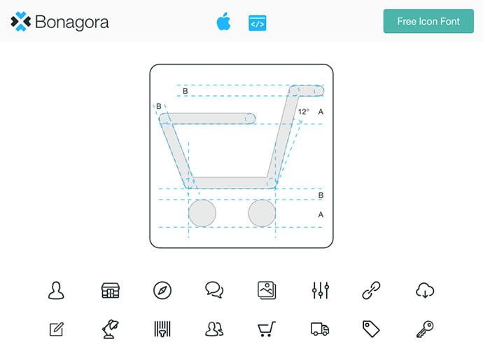 Bonagora-iOS-Web-Icon-Font