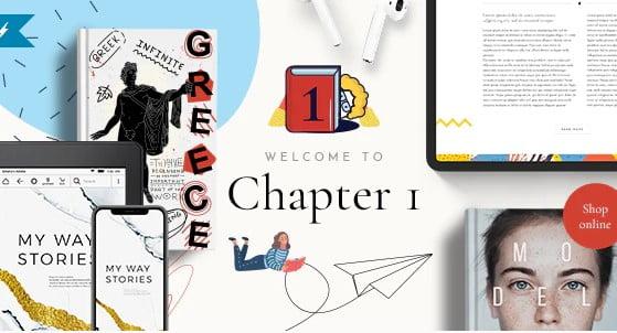 ChapterOne - 36+ Nice Bookstore WordPress Themes [year]