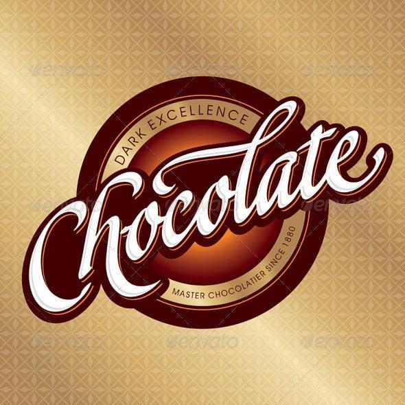 Chocolate-Packaging-Design - 35+ Awesome Die Cut Packaging Designs Template [year]