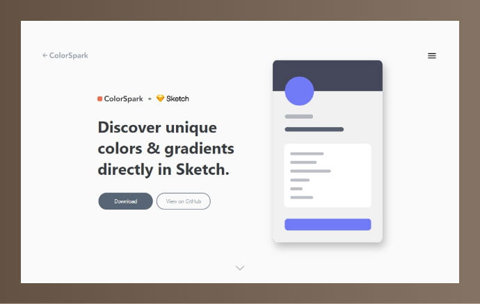 ColorSpark - 61+ Free Useful Sketch Plugins & Add Ons [year]