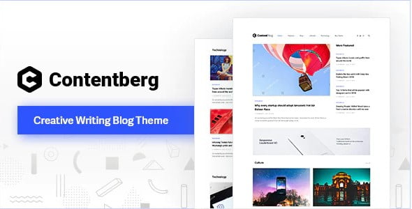Contentberg - 30+ Top Quality WordPress Themes For Viral [year]