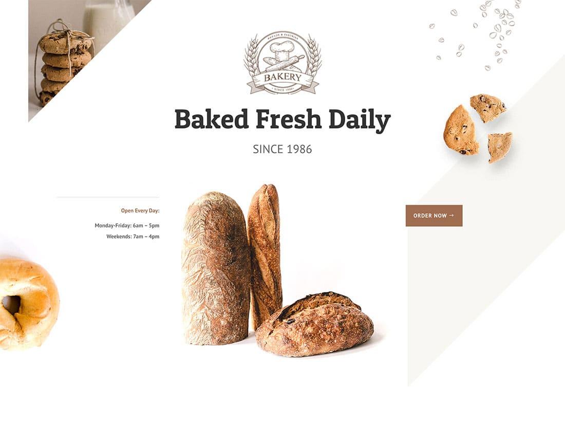 Divi-2 - 30+ Amazing Bakeries WordPress Themes [year]