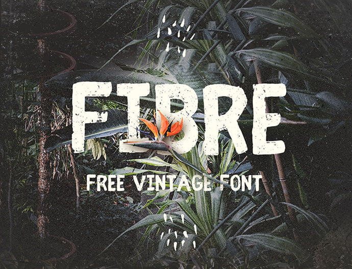 Fibre - 51+ Free Fonts For Calligraphy & Hand Lettering [year]