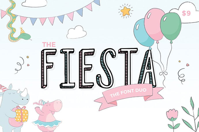 Fiesta-Font-Duo