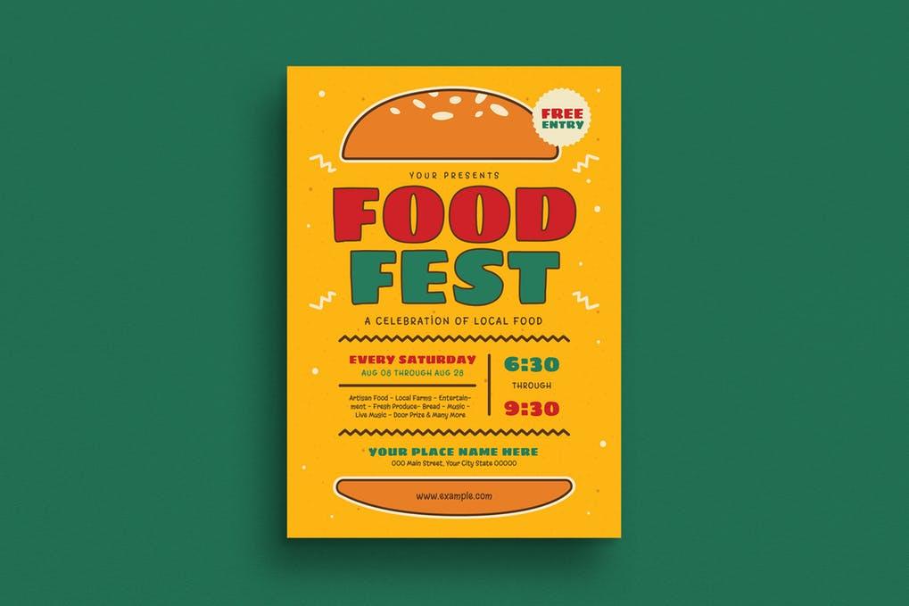 Food-Festival-Event-flyer