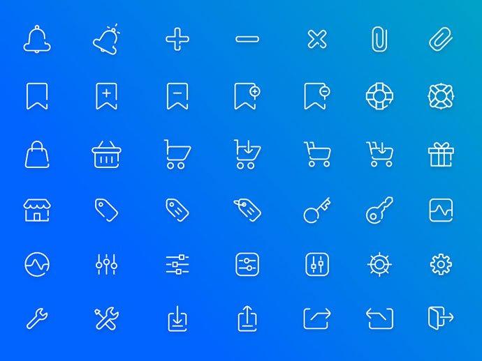 Free-Ecommerce-Icon-Pack-PSD-AI-Freebie
