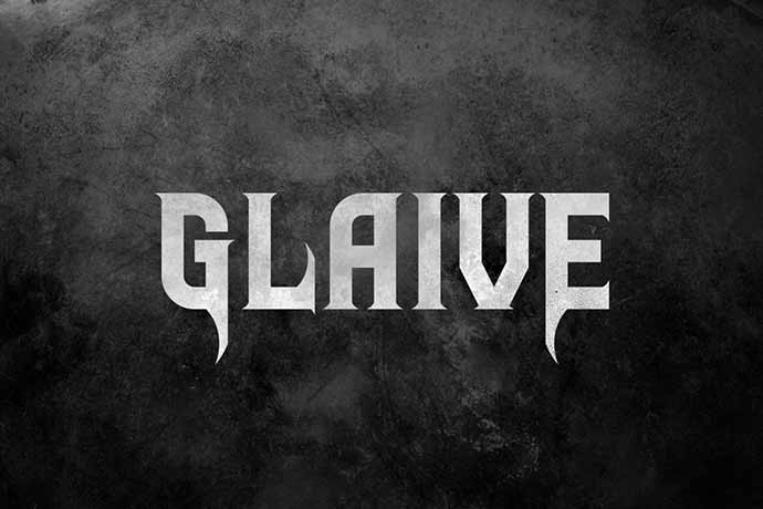 Glaive-Typeface - 31+ Amazing Game Title Fonts For Developer [year]