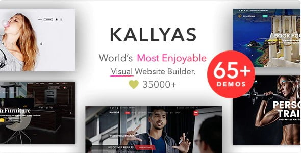 KALLYAS - 51+ Awesome Free WordPress Themes For Ecommerce [year]