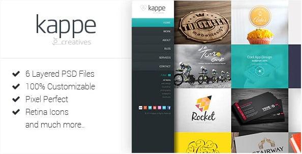 Kappe - 36+ Amazing Electricians WordPress Themes [year]