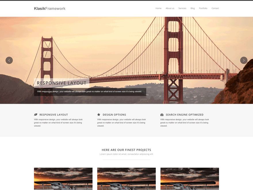 Klasik - 51+ Awesome Free WordPress Themes For Ecommerce [year]
