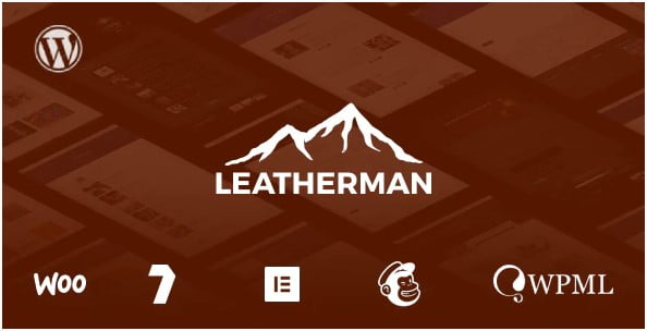 Leatherman - 35+ Nice Hunting and Weapon For WordPress Themes [year]