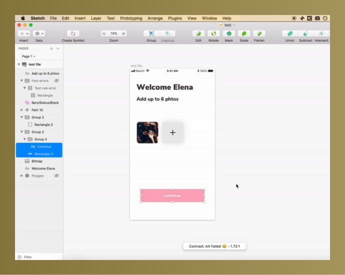 Lint-for-Sketch - 61+ Free Useful Sketch Plugins & Add Ons [year]