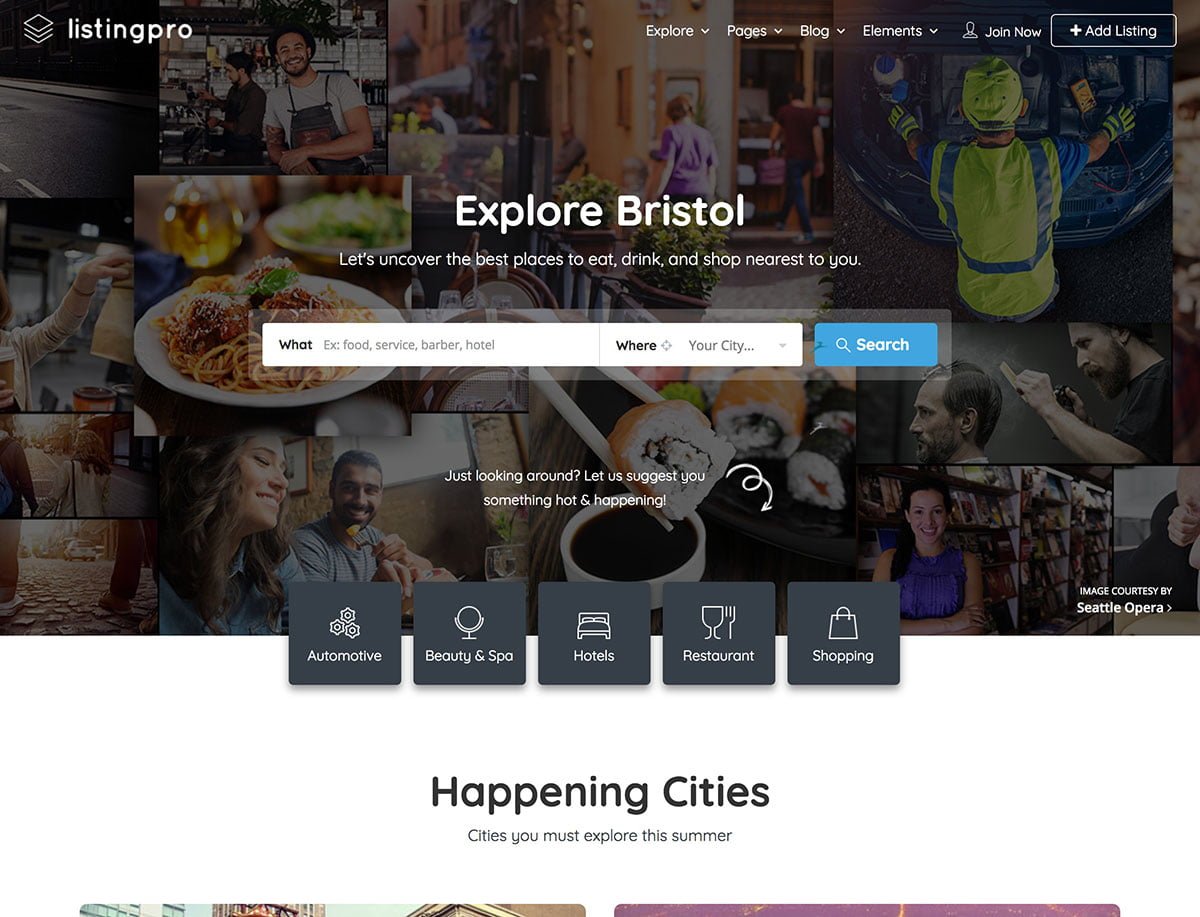 ListingPro - 46+ Stunning WordPress Directory Themes [year]