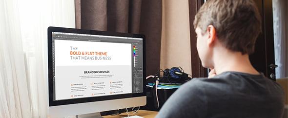 LiveMesh - 36+ Best Quality Retro WordPress Themes [year]
