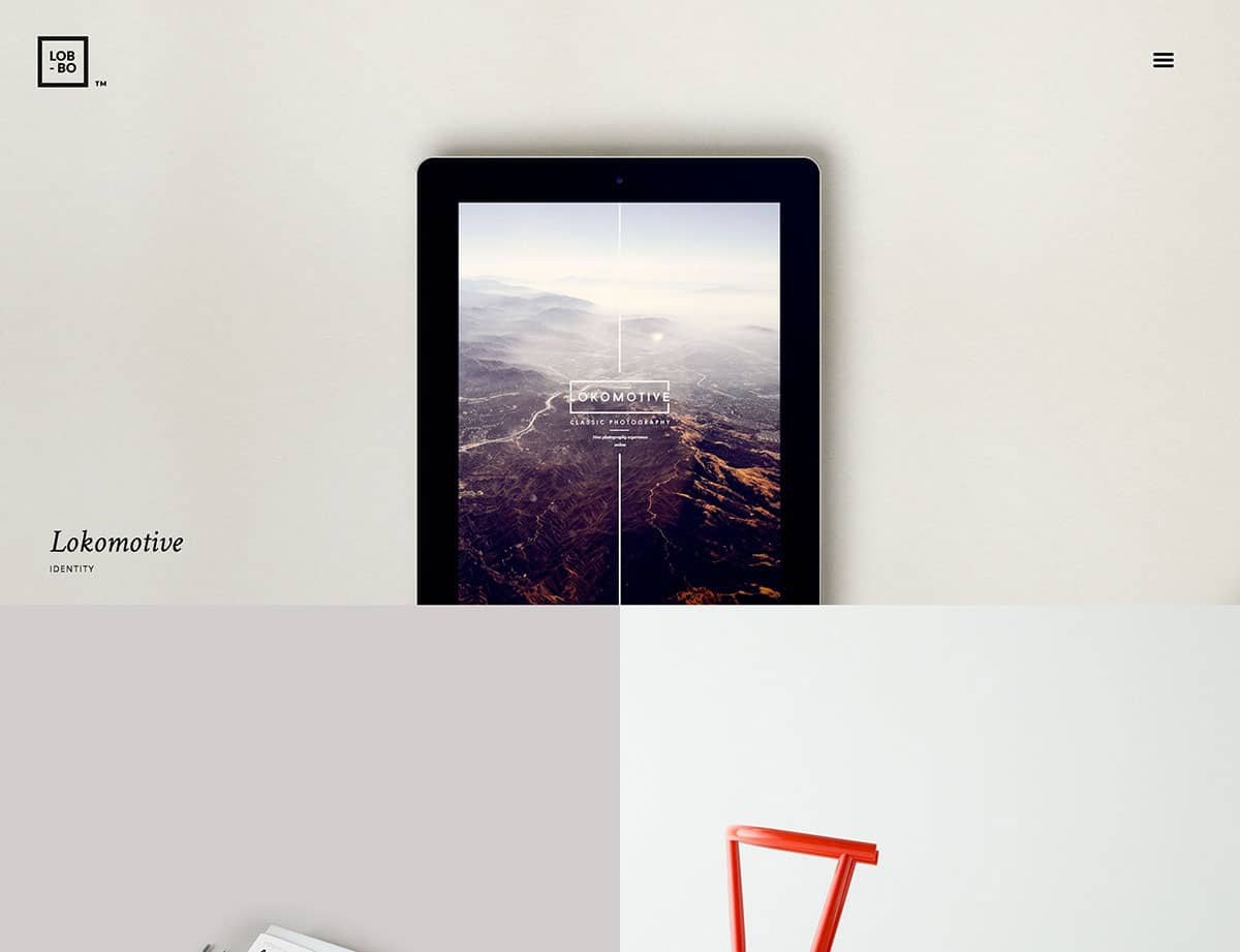 Lobo - 40+ Awesome WordPress Themes For Creative Agency [year]