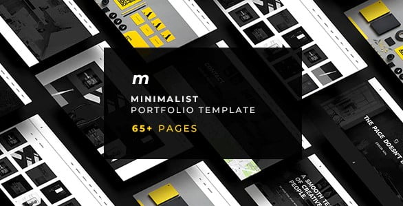 MOT - 36+ Awesome Minimalist WordPress Themes [year]