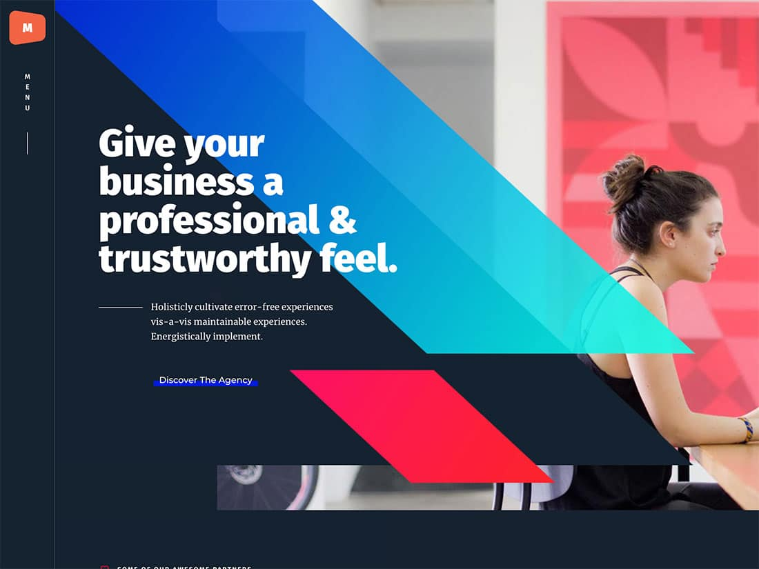 Maaucuni - 40+ Awesome WordPress Themes For Creative Agency [year]