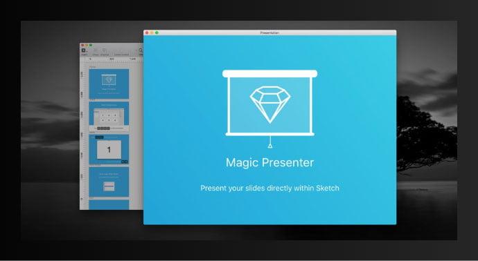 MagicPresenter - 61+ Free Useful Sketch Plugins & Add Ons [year]