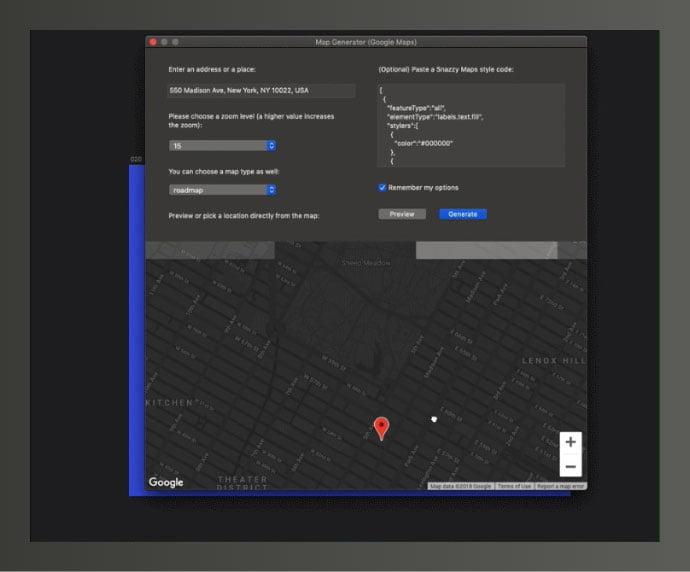 Map-Generator - 61+ Free Useful Sketch Plugins & Add Ons [year]