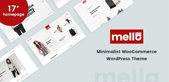 Mella - 36+ Nice Bookstore WordPress Themes [year]