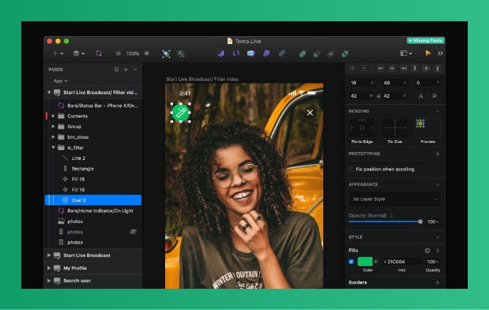 Midnight-Theme - 61+ Free Useful Sketch Plugins & Add Ons [year]