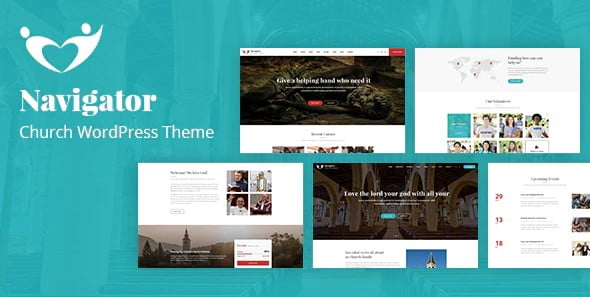 Navigator - 36+ Awesome WordPress Themes For Podcast [year]