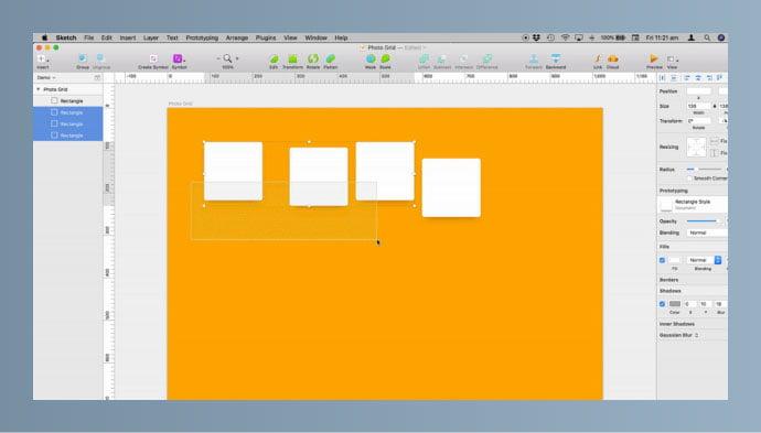 Photo-Grid - 61+ Free Useful Sketch Plugins & Add Ons [year]