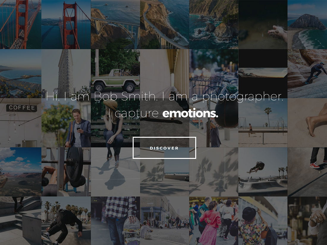Photographer - 36+ Top Quality WordPress Themes For Photography [year]