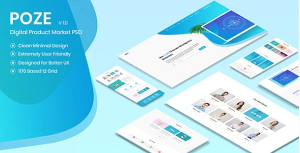 Poze - 36+ Awesome WordPress Digital Products Selling Themes [year]
