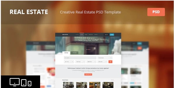 Real-Estate - 35+ Nice Hunting and Weapon For WordPress Themes [year]